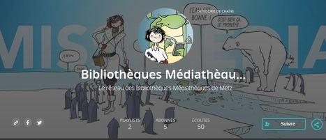 Le compte Soundsgood des Bibliothèques-Médiathèques de Metz #playlists | bib on web | Scoop.it