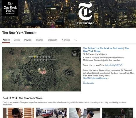 Faut-il choisir Facebook ou Youtube pour la publication de vos vidéos? | Emarketinglicious | Clic France | Scoop.it