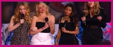 Nicki Minaj Hit On Matthew McConaughey At The MTV Movie Awards | Celebrity Gossip | Scoop.it