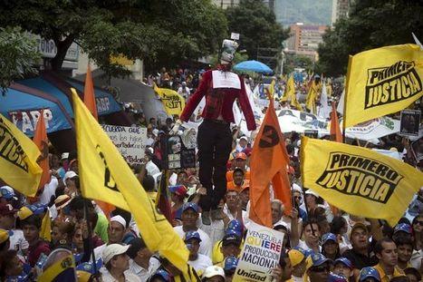 L'opposition peine à mobiliser ses troupes au Venezuela | Venezuela | Scoop.it