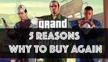 GTA V: 5 Reasons To Purchase for Next Gen | N4G | Computer Games | Scoop.it
