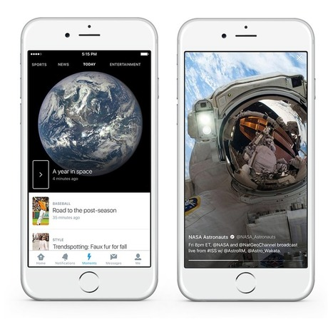 Twitter Moments lancé en France - Blog du Modérateur | François MAGNAN  Formateur Consultant | Scoop.it