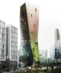 Développement durable : X-TU imagine avec le labo GEPEA de Saint-Nazaire un«Manhattan» aux façades en microalgues   Innovations urbaines   Scoop.it