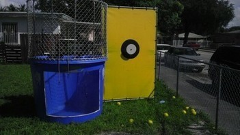 Dunk Tank Party Rental- Four J Party | Baby Shower, Party Rentals in Miami ,Broward and Hialeah | Scoop.it