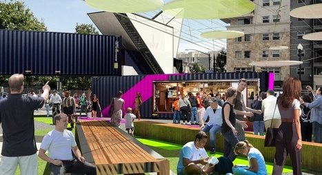 Can San Diego Seed A Neighborhood With Pop-Up Cargotecture? | Urbanisme | Scoop.it