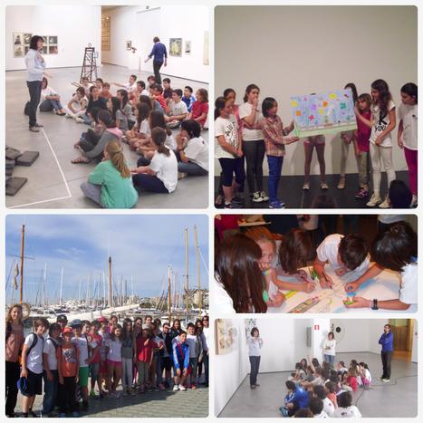 CM2 : visite d'Es Baluard | Lycée Français MLF de Palma 2013-2014 | Scoop.it