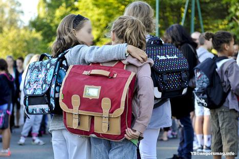 Education : à Angers, le privé gardera le rythme… - Angers Mag Info | Rythmes scolaires | Scoop.it