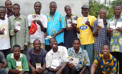 En Côte d'Ivoire, on prépare la récolte du cacao | ETHIQUABLE | Scoop.it