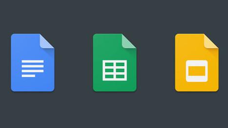 Documentos, Hojas de cálculo y Presentaciones de Google reciben más opciones de edición y mejoras | AgenciaTAV - Asistencia Virtual | Scoop.it