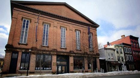 Restoration Rings From the Rafters of the Hudson Opera House | Hudson Valley | Scoop.it