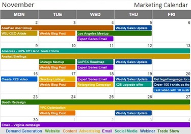 Marketing Calendar Software  That Scales | 7 Crucial Features - Forbes | The MarTech Digest | Scoop.it