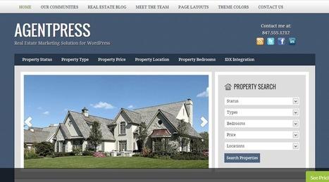 AgentPress Theme by StudioPress | Wordpress Themes | Scoop.it