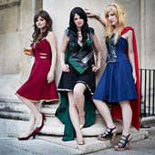 So can we get a line of Avengers-inspired dresses already? | Cosplay News | Scoop.it