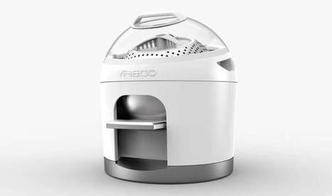 Foot-powered washing machine now available for pre-order | Eureka | Scoop.it