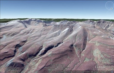 Google Earth A to Z: Volcanoes | Google Earth Blog | CJones: Disasters & Climate Change | Scoop.it