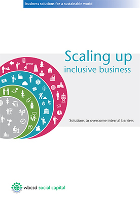 WBCSD identifies solutions to overcome internal barriers to scale up inclusive business | Water & Energy for all | Scoop.it