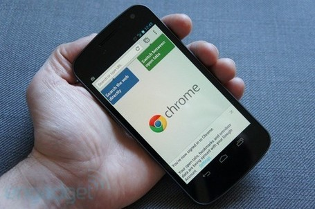 Arriva Finalmente Google Chrome Su Android - ZioGeeK | il TecnoSociale | Scoop.it