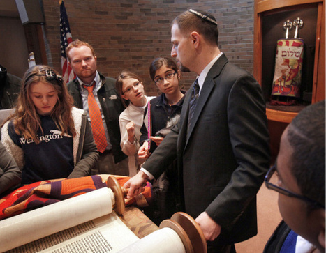 Students open to different religions | Religion in the 21st Century | Scoop.it