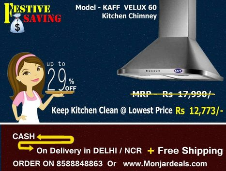 Give the Modern Look to your Kitchen with Branded Kitchen Appliances | Santosh kumar seo | Scoop.it