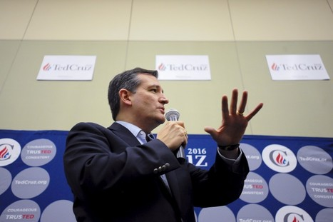 The Daily 202: A Ted Cruz win in Iowa could kill the ethanol mandate | enjoy yourself | Scoop.it