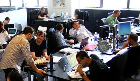 Les 8 avantages des espaces de coworking pour les entrepreneurs futés | Aqui Work Center | Collective2innovation | Scoop.it