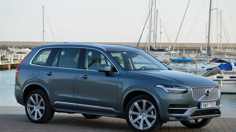 Checking out the Volvo XC90 Twin Engine Plug-In Hybrid SUV | Discover Sigalon Valley - Where the Tags are the Topics | Scoop.it