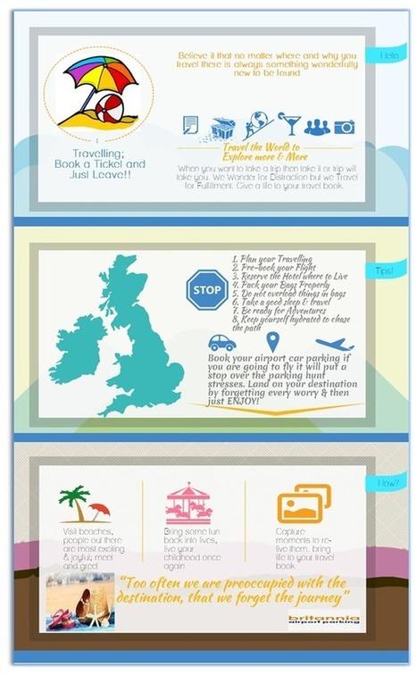 Travelling; Book a Ticket and Just Leave   Britannia Airport Parking   Blog   Britanniaairportparking   Scoop.it