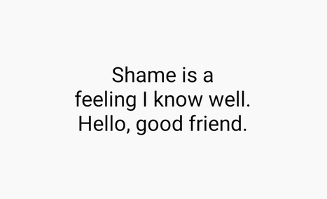 Shame is a feeling I know well - (Phil draws) and writes)) | Comics | Scoop.it