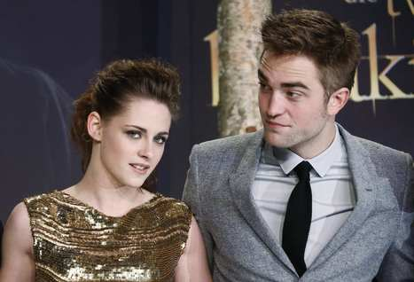 '50 Shades of Grey' Movie Casting: Kristen Stewart & Robert Pattinson Re ... - Enstarz | Fifty Shades of Grey book trilogy | Scoop.it