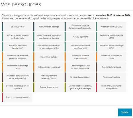 Simulation d'aides en ligne, Mes Aides | Les Infos de Ballajack | Outils 2.0 | Scoop.it