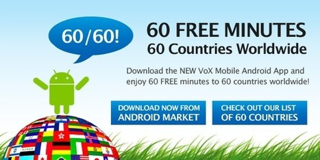 Free Voip Calls To India, Turkey, Iraq And 60 other Countries For First 60 Minutes (Working) | Voip Calls From Free Voip Providers | Best Online Help | Scoop.it
