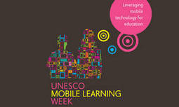 UNESCO Mobile Learning Week | United Nations Educational, Scientific and Cultural Organization | Foreign Languages Teaching with Technology | Scoop.it