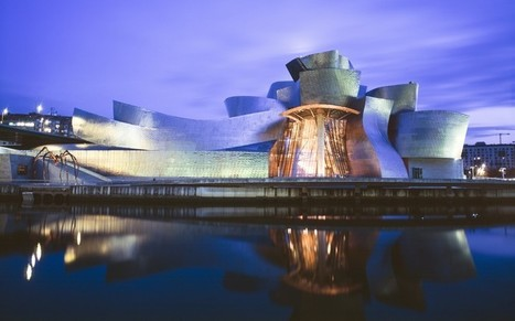 Guggenheim Museum Bilbao guide: Director favourites - Telegraph.co.uk | Books about Spain | Scoop.it