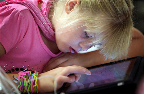 Education Week: Educators Evaluate Learning Benefits of iPad | The Teaching Librarian | Scoop.it