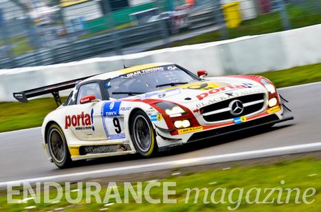 Mercedes remporte les 24 heures du Nurburgring 2013.   Auto , mécaniques et sport automobiles   Scoop.it