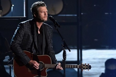 Blake Shelton 'Didn't Want to Exist' During His Divorce | Country Music Today | Scoop.it
