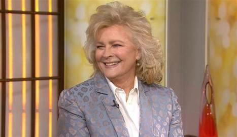 Delightful Candice Bergen doesn't lunch with women who only have kale | Soup for thought | Scoop.it