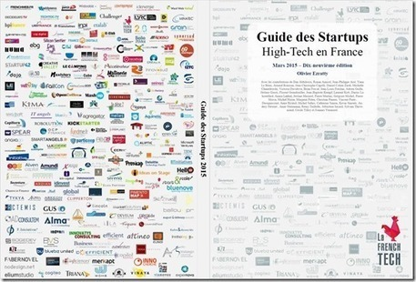 Guide des startups 2015 | cross pond high tech | Scoop.it