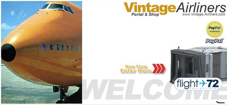 Welcome to Vintage Airliners - For the Airplane & Aviation Enthusiast... | no mans land | Scoop.it
