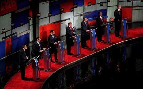 The Surreal Republican Debate Scorecard | enjoy yourself | Scoop.it