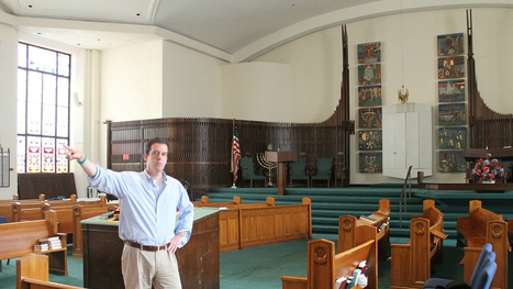 Boston shul's radical renovation rethinks communal Jewry's future | Jewish Education Around the World | Scoop.it