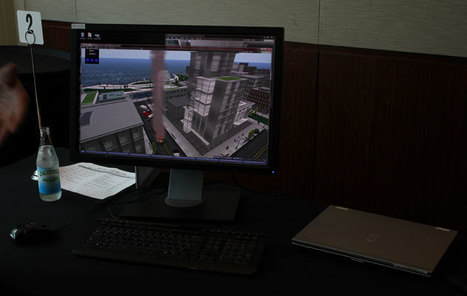 Intel Simulator Turns Disaster Preparedness Into a Game | Virtual University: Education in Virtual Worlds | Scoop.it