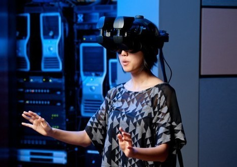 Stanford offers tours of the virtual future – Hypergrid Business   CulturaDigital   Scoop.it