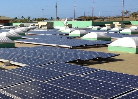 How Big Box Going Solar Could Impact Utiliies - EarthTechling   Community Solar Power Australia   Scoop.it