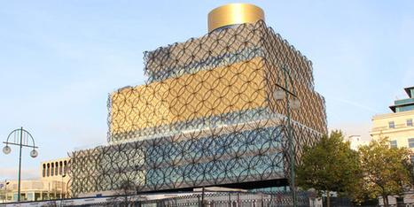 Après avoir essuyé le feu des Talibans, elle ouvre la bibliothèque de Birmingham | Bibliothèque et Techno | Scoop.it