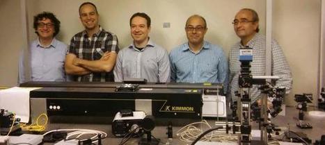 Luz cuántica desde la UMH de Elche para mejorar las comunicaciones por fibra óptica | Salud Visual 2.0 | Scoop.it