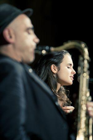 Andrea Motis & Joan Chamorro Sextet / Simpatía (Barcelona, 2-11-2012) per Miquel Jurado | JAZZ I FOTOGRAFIA | Scoop.it