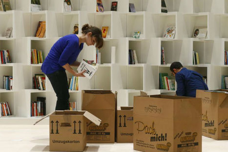 World's biggest book fair targets internet giants - 3News NZ | Keeping up with your end users | Scoop.it