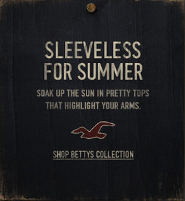 Hollister Co. | So Cal inspired clothing for Dudes and Bettys | ¡MODA JUVENIL.! | Scoop.it