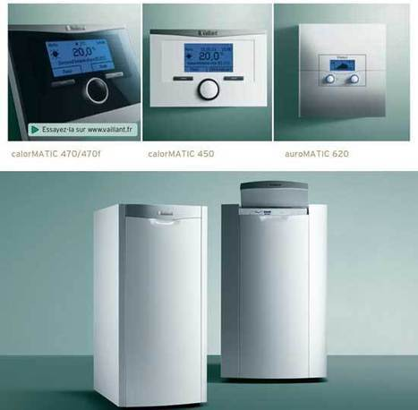 Chaudière sol fioul à condensation - Technologie avancée! | Immobilier | Scoop.it